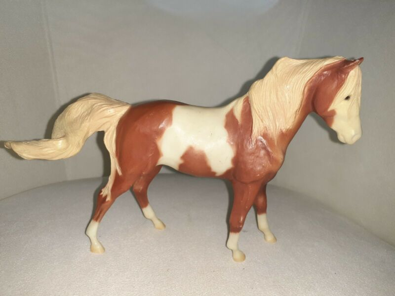 Breyer Reeves Horse Toy Brown and White