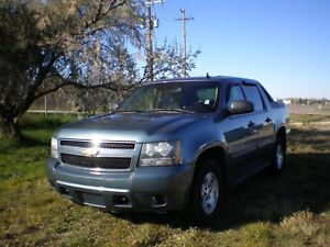 2009 Chevrolet Avalanche LS 4x4