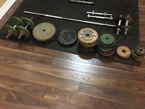 Weights  Kitchener / Waterloo Kitchener Area image 1
