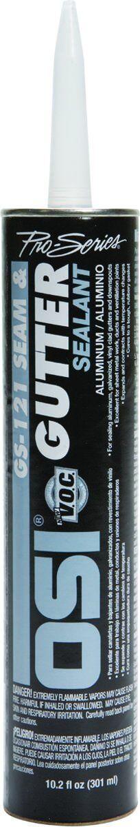 HENKEL CONSUMER ADHESIVES 1797596 Osi GS121 Aluminum Gutter