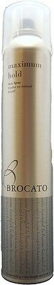 Brocato - Maximum Hold Hairspray 10oz (Discontinued Packaging)