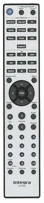 Original INTEGRA Remote Control for DTM407, DTM6, DTM7