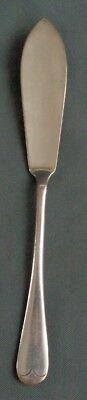 ARTHUR PRICE & CO EPNS verzilverde vismes 19,5cm fish knife Fischmesser couteau