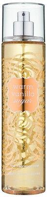 Warm Vanilla Sugar by Bath & Body Works Body Mist 8 / 8.0 oz New