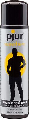 Stimulierendes Gleitgel für Männer auf Wasserbasis 100ml - Pjur Superhero