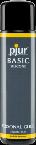 Sonderposten: pjur Basic Silicone Personal Glide Silikongleitgel 100ml MHD 10/20