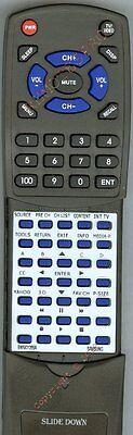 Replacement Remote For Samsung Un55c7100wf, Un55c7100, Un...