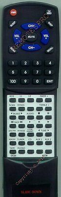 Replacement Remote for ADCOM GTP502, GRC820, GTP506, RC5026, GTP602