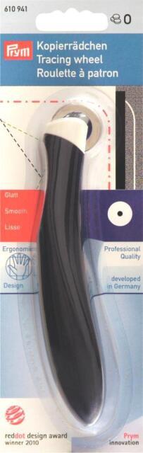 Kopierrädchen glatt ergonomic Prym 610941  nähen Nähzubehör Faden schneidern