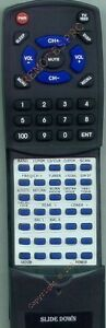 Replacement Remote for PIONEER VSX4900S, VSX025, VSX51 ELITE