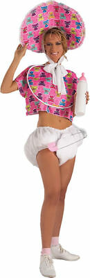 Morris Costumes Women's Comical Adult Humor Baby Kit Pink One Size. - Comic Costumes For Women