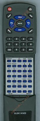 Replacement Remote For Nakamichi Rs1, Cp1, R1, 7158113001