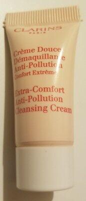 NEW CLARINS PARIS Anti Pollution Extra Comfort Cleansing Cream 5ml