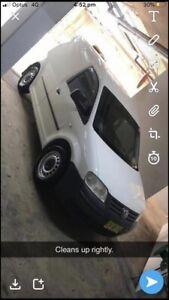 2007 Volkswagen Caddy 1.9 Tdi 5 Sp Manual Van