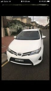 2015 Toyota Corolla Ascent very low kms and rego Parramatta Parramatta Area Preview