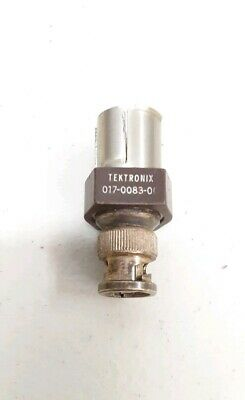 Tek Tektronix 017-0083-00 50-ohm 2-watt Gr 874 To Scope Probe Adapter E579