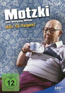 Motzki 2 DVDs - NEU OVP - Jürgen Holtz