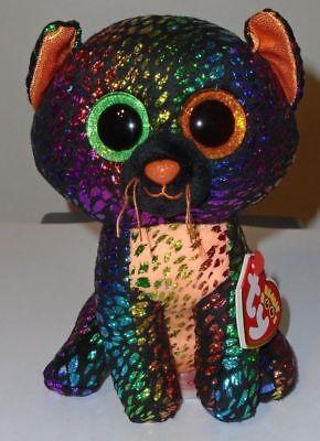 Ty Beanie Boos ~ SPELLBOUND the Halloween Cat 6