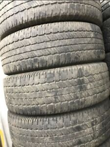 LT265/70R18 all season tires,