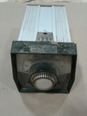 Thermal Corporation Temperature Controller Timer 0-800 Fahrenheit 1250kwb10