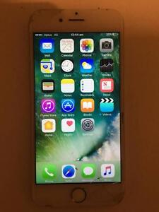 Cracked iphone6 16gb  white unlocked Doncaster Manningham Area Preview
