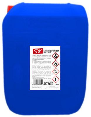 Montagereiniger / Bremsenreiniger 30l - Kanister 30 Liter  Schnellreiniger  online kaufen