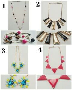 Fashion/Accessories/Jewellery: 43 Statement Necklaces
