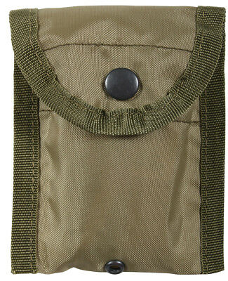 sewing kit military style olive drab pouch with content rothco 1121