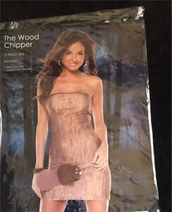 Brand new 'The Wood Chipper' costume - one size fits all