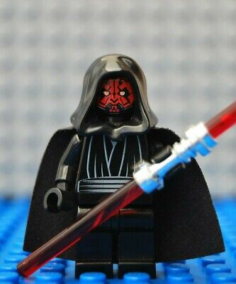 Lego Star Wars Darth Maul 7663 Mini Figure