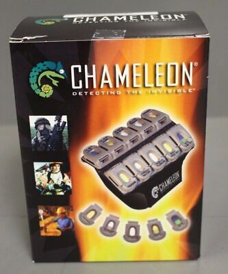 Chameleon Detecting The Invisible Ammonia Cassettes Pn084015-50