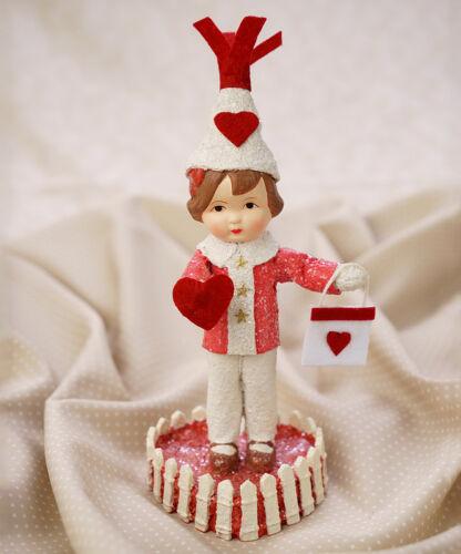 Margaret Haire Carden Heart Valentine