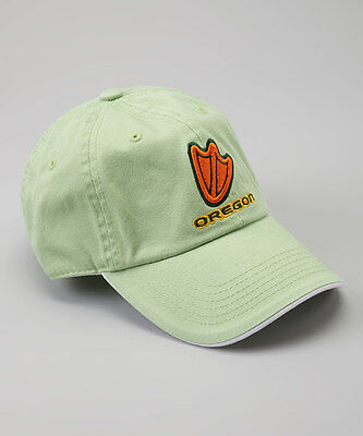 Oregon Ducks Green Adjustable Youth Baseball Hat NWT