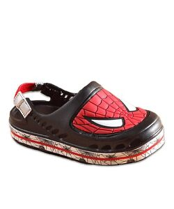 Spiderman Shoes Size