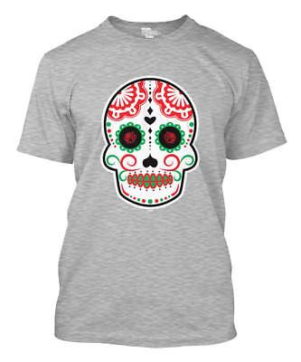 Cinco De Mayo Mask (Cinco De Mayo Skull - Mexico Celebration Drink Mask Margarita Mens)