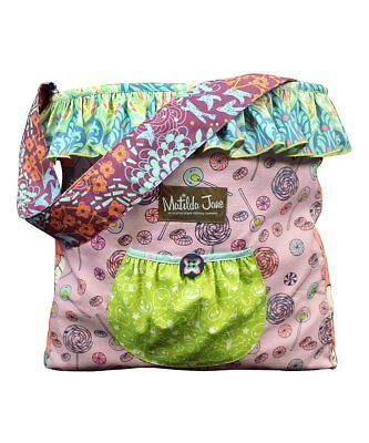 Matilda Jane Joey Halloween trick or treat candy bag purse reversible  NWT](Halloween Joey Bag)
