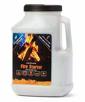 Instafire - Charcoal Briquette Starter for Grills, Smokers,