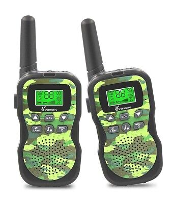 Flashlights For Kids (Walkie Talkies For Kids, 3 Mile Range With Backlit And Flashlight boys and)