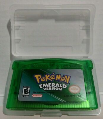 Pokemon Emerald Version GBA Gameboy Advance Game USA SELLER - FAST SHIPPING!