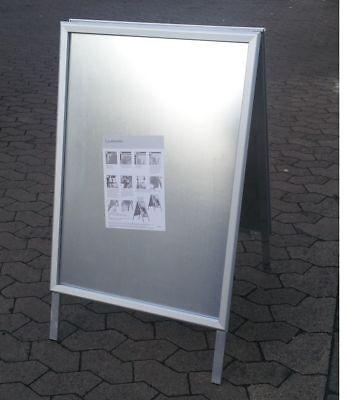Plakatständer A1 Kundenstopper Werbetafel Werbeaufsteller Gehwegaufsteller A1