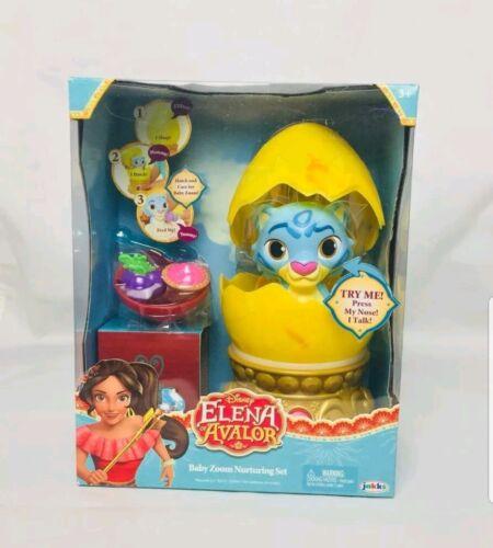 Disney Elena of Avalor Baby Zoom Nurturing Set