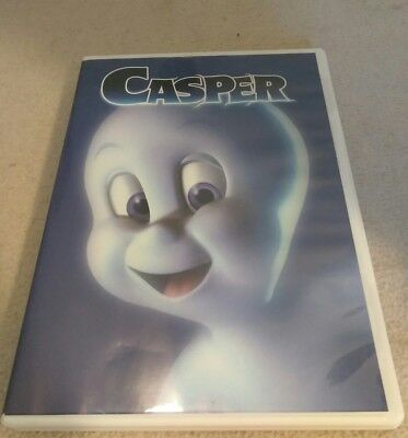 N *HORROR (Casper Halloween-dvd)