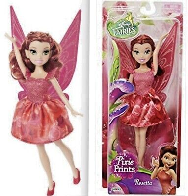 Pixie Girl Presents (Disney fairy Fashion doll fairies Rosetta girls present toy pixie princess )