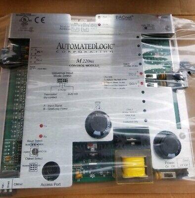 Automated Logic M220nx Bacnet Control Module