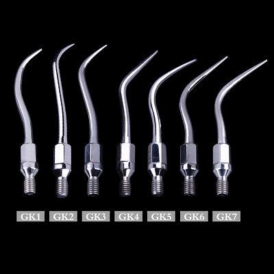Scaler Cavity Preparation Scaling Tip Gk1-gk7 Dental For Kavo Air Scaler Scaling