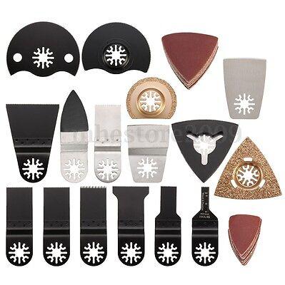 66 Pcs Oscillating Multi Tool Saw Blades For Fein Bosch Makita Multitool