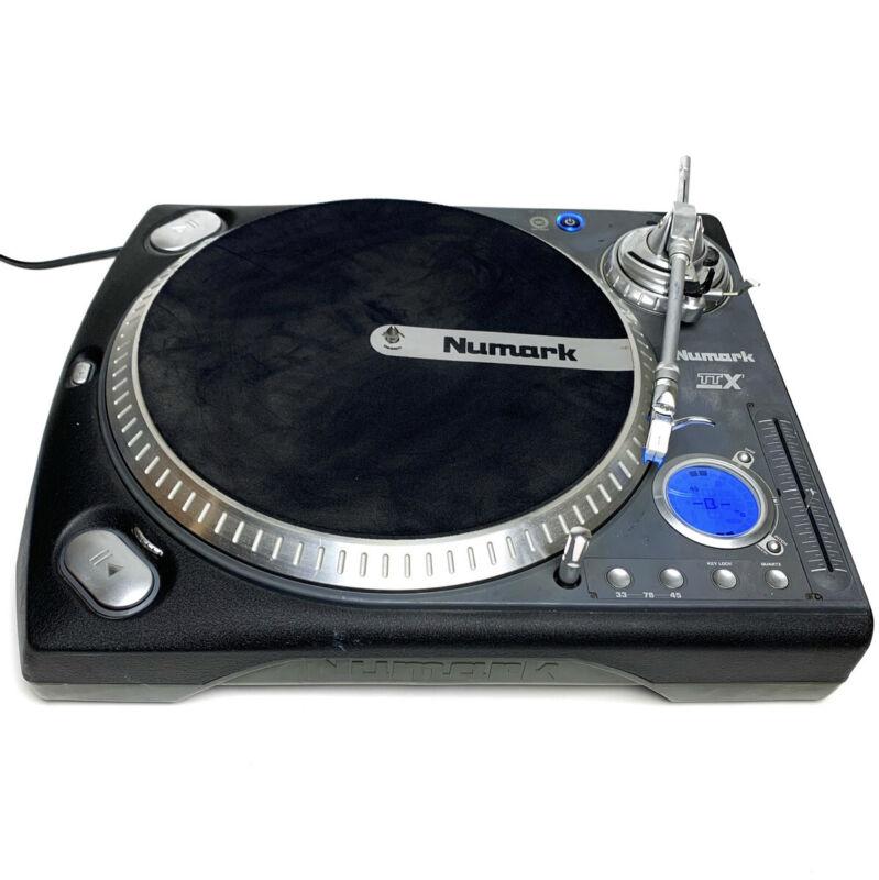 RARE! Numark TTX1 DJ Turntable Professional Direct Drive TTX 1