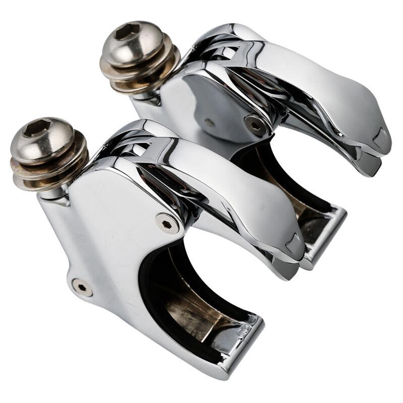 Quarter Fairing Windshield 49mm Fork Clamp For Harley Sportster Xl 883 1200 Dyna