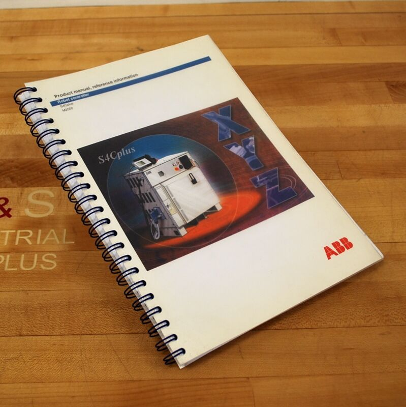 ABB 3HAC 021333-001 Product Manual, Reference Information Robot Controller