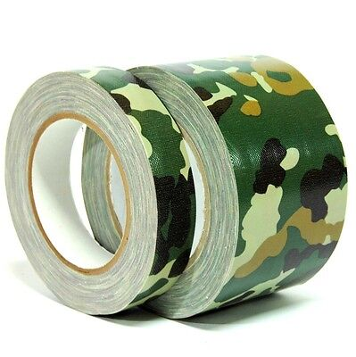 1 24mm - Camouflage Cloth Duct Tape 67180